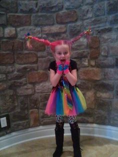Wacky Tacky Day For School On Pinterest Crazy Hair Days