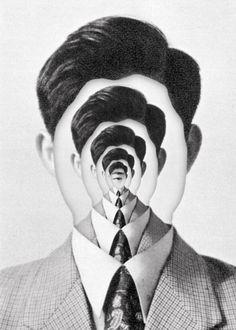 Awesome self portrait by ellinor