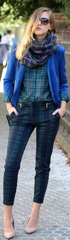 #Tartan Everywhere by Dear Diary