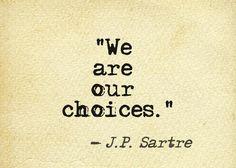 -J.P.Sartre