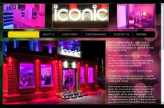 Iconic Lowestoft's  aim is to provide an exciting and unique but relaxing and chilled experience for the people of Lowestoft to meet, chat, eat and drink.  Our Iconic food menu is extensive and great value Situated in the heart of Lowestoft, over looking award winning beaches, Iconic Style Bar is a modern creation that appeals to all.  'In a genre of it's own when it comes to design' ​ The lights may change colour, but you may not notice as they enhance the mood for relaxing and chatting with friends. ​Website Design Marketing www.frontlineweb.biz Suffolk uk