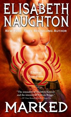 Elisabeth Naughton ~ Marked ~ THERON—Dark haired, duty bound and deceptively deadly. He's the leader of the Argonauts, an elite group of guardians that defends the immortal realm from threats of the Underworld. As unrest in the Underworld threatens, seven warriors descended from the greatest heroes in all of Ancient Greece may just be mankind's last hope…