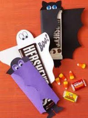 Ideas golosinas halloween