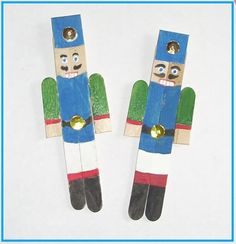 Nutcracker Crafts On Pinterest Ballet Crafts Christmas