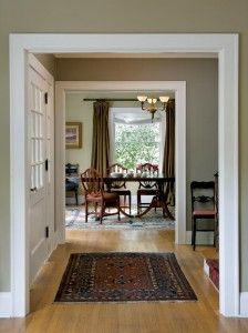 Colonial On Pinterest Modern Colonial Paint Colors And