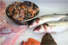 Anchor Smokehouse  Dressed Crabs, Brown Shrimps, Halibut, Barracuda, Monkfish, Tuna, Kippers ,oysters