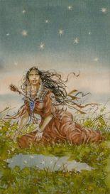 Native American Tarot - De Ster