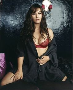 Monica Bellucci by Bettina Rheims
