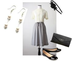 """Spring Office Fashion"" by angielosek on Polyvore"