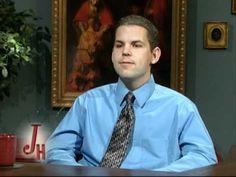 Journey Home: Former Evangelical, Brandon Vogt