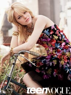 A lot of readers thought Emma Stone would be a good fit for Maximum Ride. What do you think?
