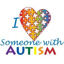 Download I love someone with AUTISM! on Pinterest