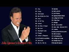 Julio Iglesiass greatest hits full album 2015 | Best songs of Julio Igle...