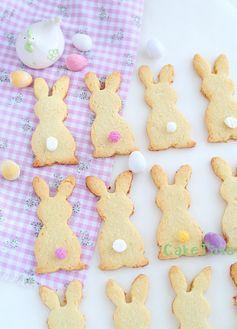 Sablés lapins de Pâques