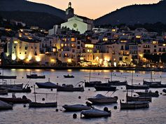 """Cadaqués, is an amazing village where Salvador Dali used to live. It is in the mediterranean sea, north of Barcelona, Spain"""