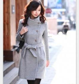 Long Coat Grey