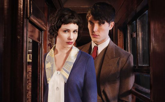 Tom Hughes in The Lady Vanishes