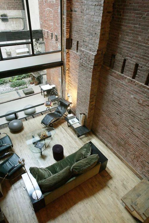 Interior Design Exposed Brick Loveamv
