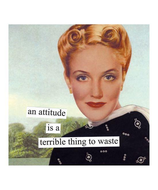 'Attitude'