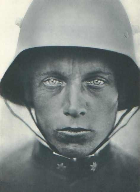 The eyes of War, WWI