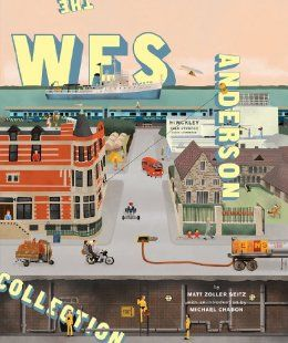 The Wes Anderson Collection: Matt Zoller Seitz, Michael Chabon: 9780810997417: Amazon.com: Books