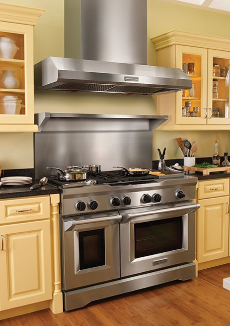 Kitchen Aid Range Home Interiores