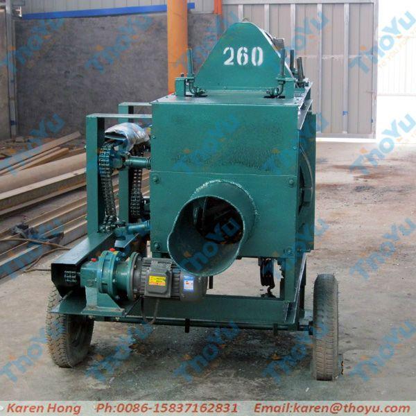 ring type tree debarker machine in woodworking machinery $2000~$4000