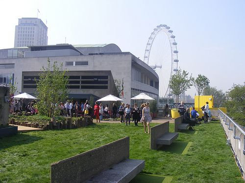 roof garden cafe bar queen elizabeth Queen Elizabeth Roof Garden Bar & Café | Bar | Pinterest