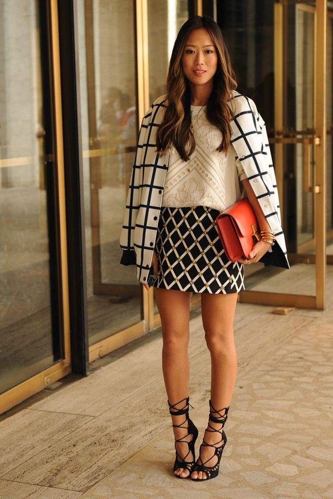 NYFW Street Style.