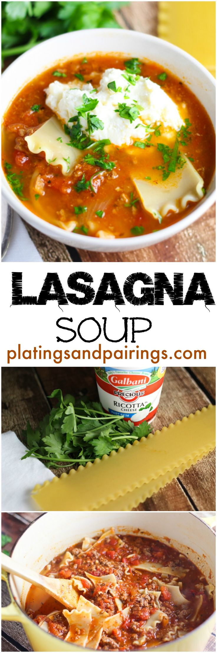 So much EASIER than Lasagna and BETTER! platingsandpairings.com