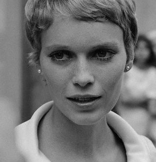 Mia Farrow (born Maria de Lourdes Villiers Farrow; February 9, 1945) is an American actress, singer, humanitarian, and fashion model.
