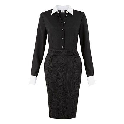 Altuzarra For Target: dress in black, $49.99*