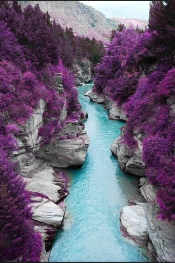 Twitter / AmazingWorldPic: The Fairy Pools, Scotland. ...