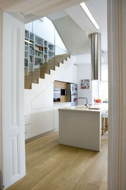 kitchen under the stairs kitchen pinterest on kitchen under stairs id=83108