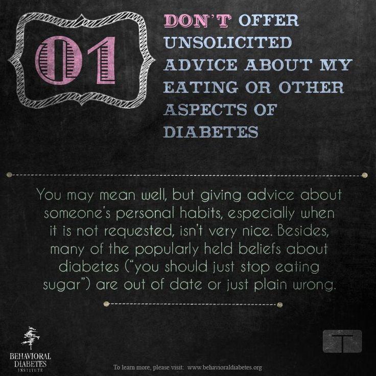diabetes tip #1