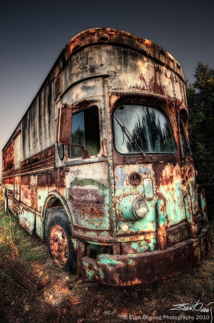Rusty RV