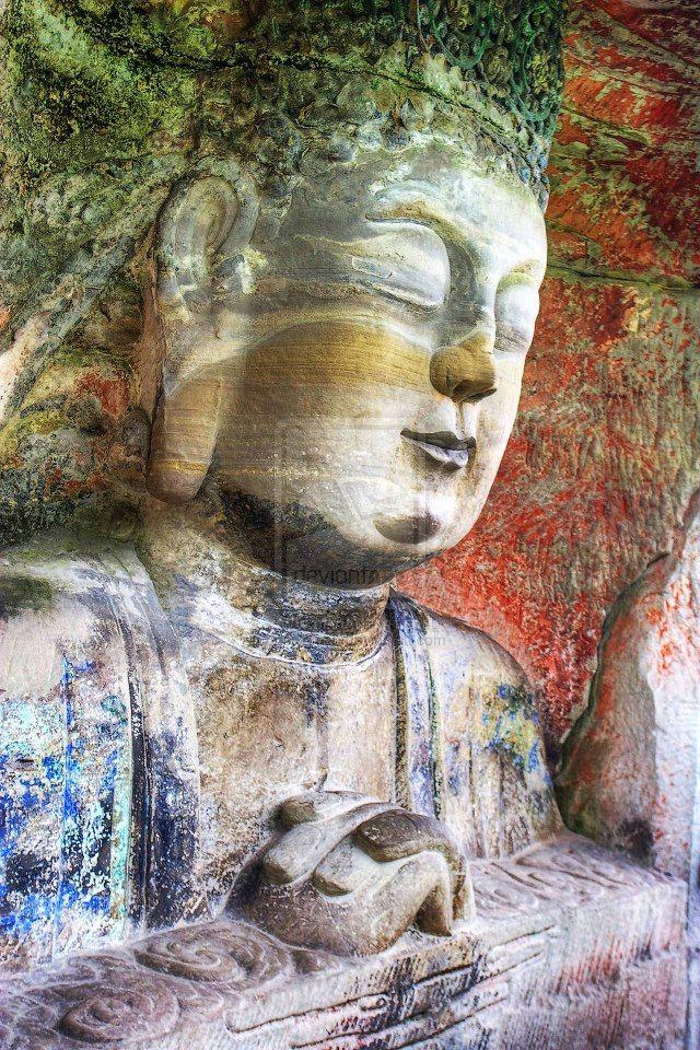 Stone Bodhisattva