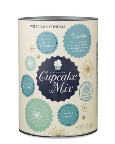Williams-Sonoma Cupcake Mix, Vanilla