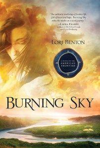 Burning Sky Lori Benton