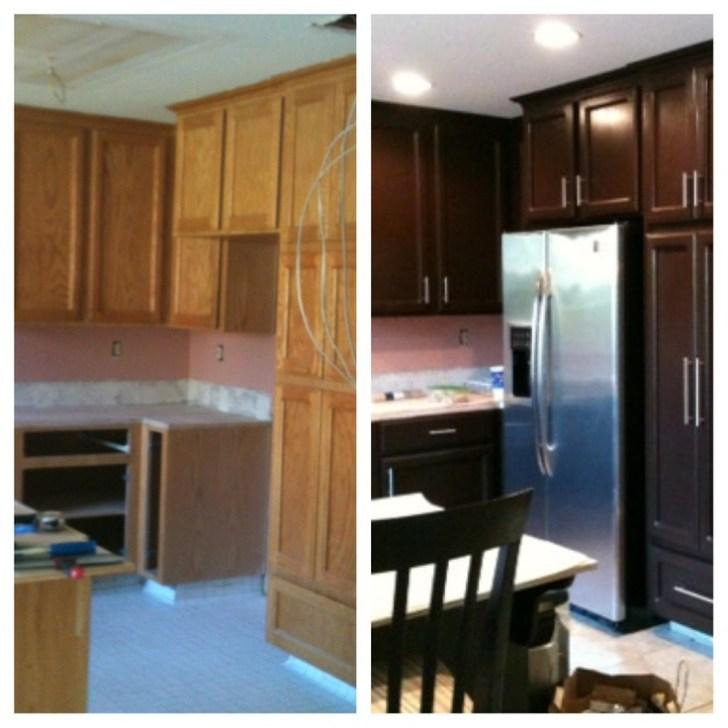 Kitchen Cabinet Makeover Remodeling
