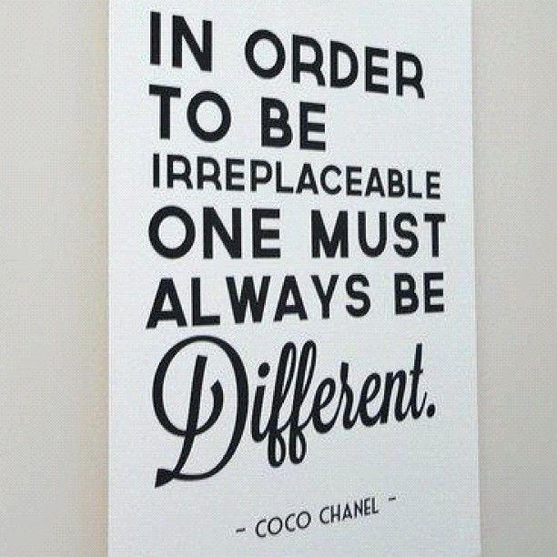 Vara annorlunda idag!