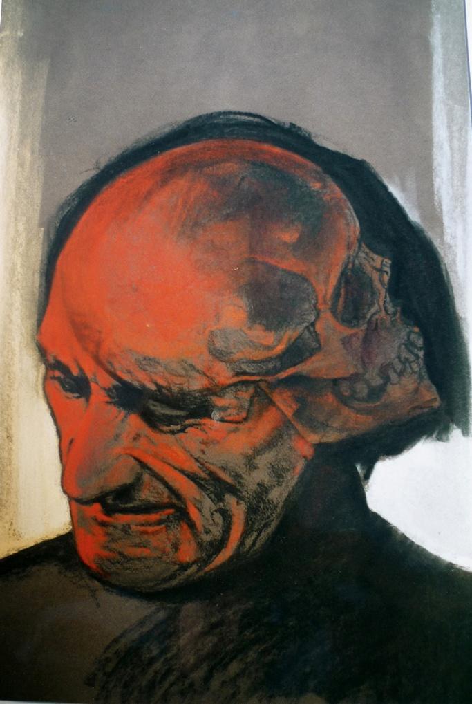 """""""Antonin Artaud"""" © 2009 Frédéric Beauvais"""