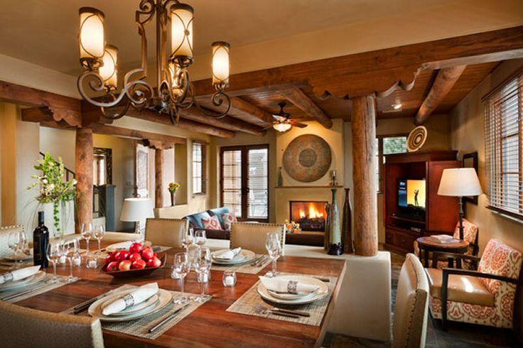 Santa Fe, New Mexico Interiors | Interior Designs, Art ...