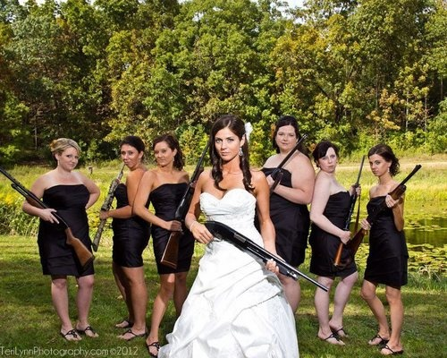Shotgun Wedding... Love this pic | Wedding Ideas | Pinterest