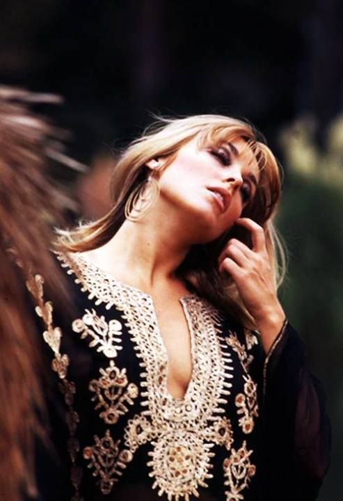 Sharon Tate, 1966 by Orlando Suero