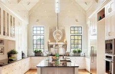 Photo of Vaulted Ceiling Kitchen That Will Ensure A Peaceful Rest