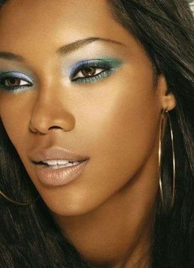 brighteyes Jessica White for a Maybelline campaign photographed by Kenneth Willardt.jessica-white-makeup