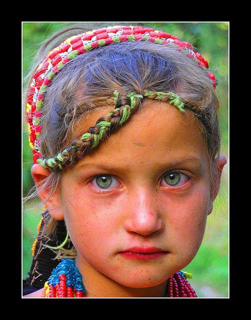 Kalash Girl - Pakistan settentrionale