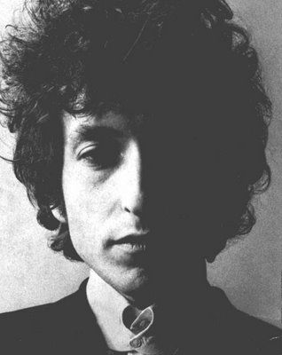 Bob Dylan by David Bailey
