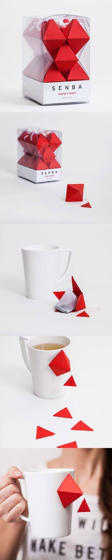 Senba tea design by Seita Goto.